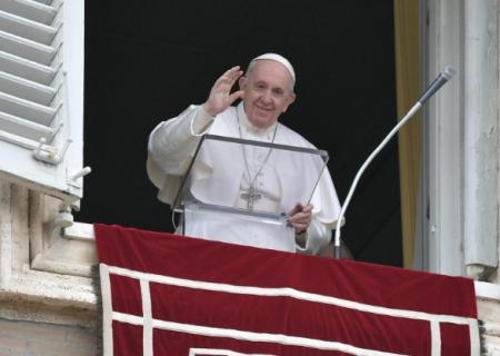 O Papa voltará a recitar o Regina Caeli com os fiéis na Praça São Pedro