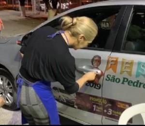 Sorriso: produtor rural ganha carro da promoção Ligados na São Pedro