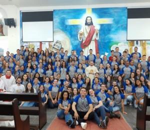 Setor Juventude comemora grande participação no encontro Renova-me 2019