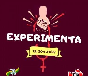 A Juventude Católica Renovada da Paróquia São Pedro realizará  o 4º Experimenta