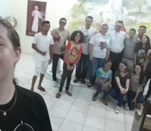 Setor Juventude funda novo grupo de jovens no bairro União