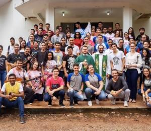 Jovens da Paróquia São Pedro Apóstolo participam da Formação Diocesana em Sinop