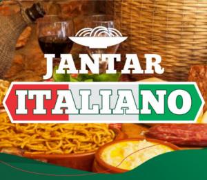 Pastoral Familiar realiza o V Jantar italiano.