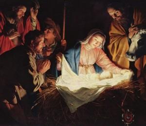 HOMILIA: O SINAL DE DEUS É O MENINO JESUS