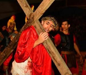 A 'Paixão de Cristo' será encenada no Centro e no Distrito de Primavera
