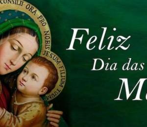 Comemora-se hoje o Dia das Mães