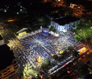 Sorriso: lançada campanha Ligados na São Pedro