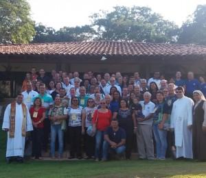 Pastoral Familiar da  Paróquia São Pedro participa da 24ª Assembleia Regional da Pastoral RO2