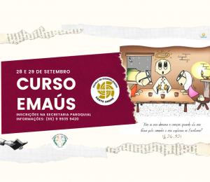 Escola Santo André promoverá curso Emaús sobre importância da Palavra de Deus