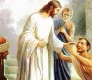 HOMILIA 6º DOMINGO DO TC - JESUS CURA NOSSAS ENFERMIDADES