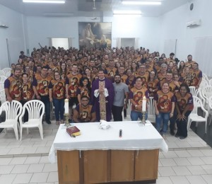 Grupo de Oração Bom Pastor realiza Avivamento para casais