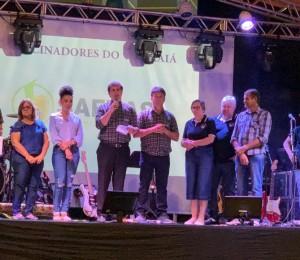 Cerca de 600 chaves foram abertas na abertura do V Arraiá da São Pedro