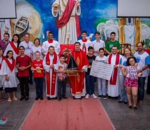 Barca Vocacional peregrina por comunidades, movimentos e pastorais da Paróquia São Pedro Apóstolo