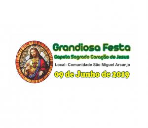 Igreja do Bairro Rota do Sol se prepara para a Festa do Padroeiro Sagrado Coração de Jesus