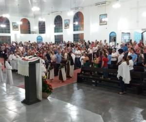 MISSA EM HONRA A SANTA TERESINHA DE LISIEUX