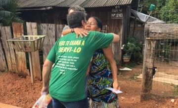 RCC realiza ação social no Bairro União