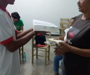 FORMAÇÃO DE GUIAS DA OFICINA DE ORAÇÃO E VIDA