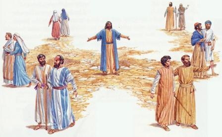 HOMILIA DOMINICAL: ENVIO DOS 72 DISCÍPULOS
